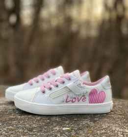 Geox Lány vászoncipő