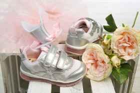 Geox villogós lány cipő