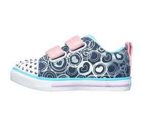 Skechers villogós lány cipő